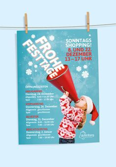 BERCHTOLD WERBUNG – Werbeagentur – Portfolio - Gutenberg Shopping Portfolio, Cover, Books, Advertising Agency, Christmas Eve, New Years Eve, Things To Do, Advertising, Libros