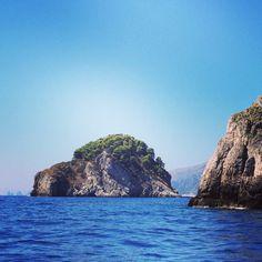 Giornata in barca. Isola Li Galli, semplicemente meravigliosa.