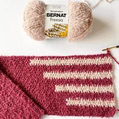 JoAnn's craft store sent us Bernat Freesia to try out and make a fall throw. This is a new line… The post Crochet Bernat Freesia Striped Blanket appeared first on Daisy Farm Crafts.