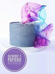 Marbel Cake, Concrete Cake, Wafer Paper Cake, Bakery Cakes, Rice Paper, Cake Designs, Fondant, Cake Decorating, Wedding Cakes