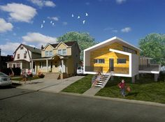 A Look at the Latest Stormproof Houses Blessed by the AIA