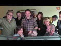 ▶ The Walking Dead   pranking Daryl / Norman Reedus (2014) - YouTube