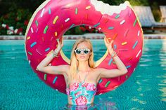 Pool Party / Seattle photographer / Pura Vida Spring lookbook / Rachel Davis Photography