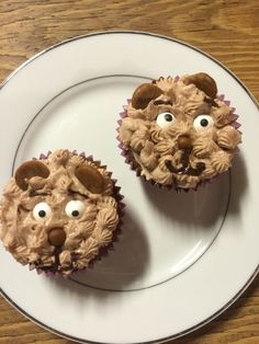Bamsecupcakes