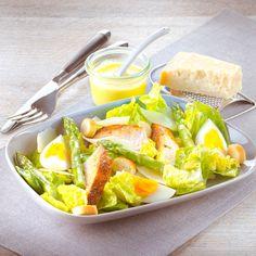 Caesar Salad - Ein Rezept für Prep&Cook von KRUPS