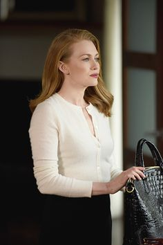Mireille Enos in The Catch.