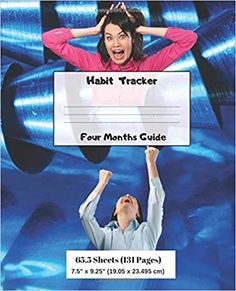 Habit Tracker: four months guide: Ricky Lee: 9781692737856: Amazon.com: Books