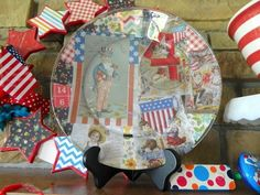 22 Fourth of July crafts made with Mod Podge. - Page 20 of 23 - Mod Podge Rocks