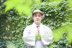 Haemin Sunim (43) ist buddhistischer Mönch und berühmt für seine Botschaften