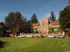 University of Puget Sound in Tacoma, Washington