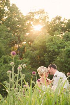 Wildflowers. Destination Wedding at Historic Cedarwood - Chicago to Nashville   #Cedarwoodweddings