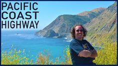 Pacific Coast Highway: California Central Coast - California Road Trip Part 3 7 Continents, Redwood Forest, Pacific Coast Highway, California Ca, Central Coast, San Luis Obispo, Big Sur, Road Trip, Roads