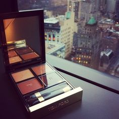 Tom Ford Eye Color Quad, Orchid Haze   Spotted on @marieclairemag