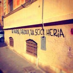 Star Walls - Scritte sui muri. — n' zucchero