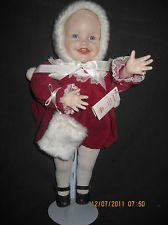 Ashton Drake Yolanda Bello Collectible Porcelain Doll Picture Perfect Babies