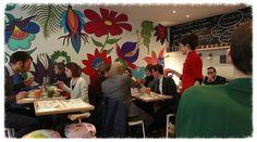 PH7 equilibre  Organic vegetarian restaurant in Paris with gluten free options