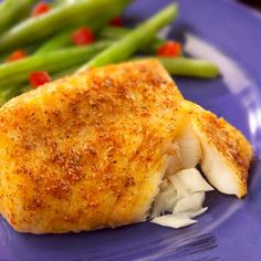 I made this Cajun Cod from ReadySetEat. Try the recipe at  http://www.readyseteat.com/recipes-Cajun-Cod-331.html