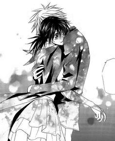 Maid sama, one of my favorite manga couples :)