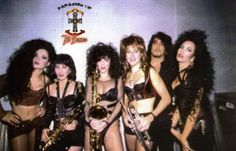 Guns N' Roses-chorus 92-94