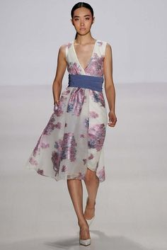 Pamella Roland Spring 2015 Ready-to-Wear - Collection - Gallery - Look 11 - Style.com