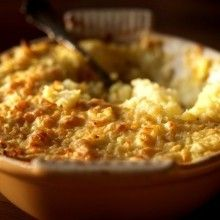 Celery Root and Potato Gratin - VeggieFocus http://veggiefocus.com