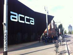 Australian Centre for Contemporary Arts