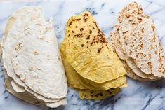 LCHF - Low Carb, Hemmagjorda Tortillas - 3 olika recept