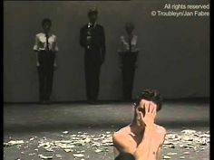 1984 The Power of Theatrical Madness - Jan Fabre