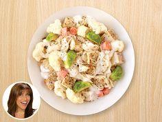 HG's Chicken Hungry Girlfredo Bowl #recipe! PIN NOW!!! #pasta