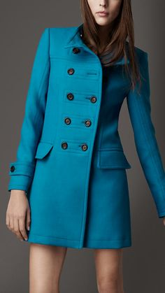 I'm fairly certain I NEED this coat!