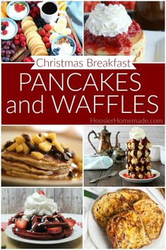 Over 35 recipes for your Christmas Breakfast including Christmas Breakfast Casserole, Coffee Cake, Cinnamon Rolls, Muffins, Drinks and more. Christmas Breakfast Casserole, Tater Tot Breakfast Casserole, Christmas Morning Breakfast, Breakfast Bake, Breakfast Ideas, Breakfast Recipes, Cinnamon Sugar Muffins, Blueberry Streusel Muffins, Sour Cream Coffee Cake