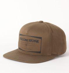 a1a98ec640c Volcom Southwind Snapback Hat Custom Caps
