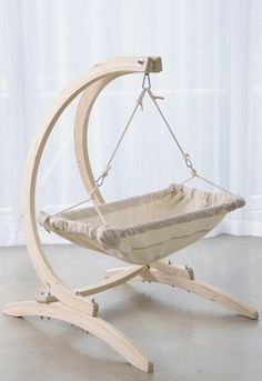 Baby Cribs: Interesting Baby Furniture Design With Oval . SNOO The Smart Bassinet By Happiest Baby. 33 Modern Baby Cribs In Contemporary Shapes And Vintage Style. Home and Family Baby Hammock, Baby Swings, Hammock Stand, Hammock Frame, Baby Bedding, Baby Bedroom, Baby Room Decor, Kids Bedroom, Bedding Sets