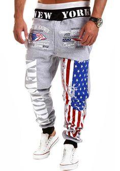 XXL Casual Male Pants Stylish Free Fashion Leisure Sweatpants Harem M Design Pants Pants New Shipping 2015 Trousers qSH8aO