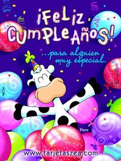 ¡Feliz Cumpleaños! Para alguien muy especial...