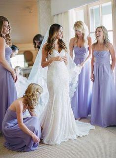 Long bridesmaid dress,purpler Bridesmaid Dress,chiffon Bridesmaid Dress,elegant Bridesmaid Dress,dress for wedddingPD21030