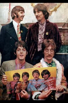 THE BEATLES....