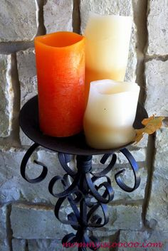 mommy is coo coo: 10 Autumn Decorating Ideas