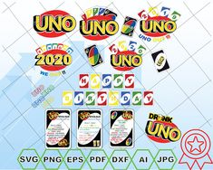 Diy Games, Party Games, Uno Drinking Game, Drunk Party, File Format, Svg File, Cardio, Birthday Parties, Crafty