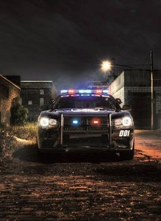 The Dodge Charger SRT Hellcat USA Police car. But, does it challenge the world's best police cars? We find out... #badass #spon