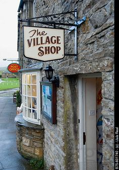 This is how I imagine the village shop in THE LAST STROKE looks like. I can imagine Marion and Huw trying to keep their business going whilst snooping through the windows. http://www.sallylawton-khan.co.uk