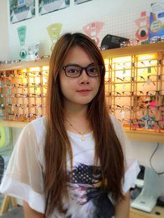 Vision for life น้องรุจิวัล กับแว่นสายตาอันใหม่ สวยใสแบบไม่ตกเทรนด์