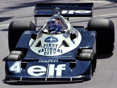 P. DEPAILLER - TYRRELL 6 WHEEL by PzlWksMedia on deviantART