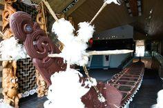 Waikato Museum, Hamilton Picture: The Te Winika gallery is home to a 200 year old waka taua (war canoe) - Check out Tripadvisor members' 155 candid photos and videos of Waikato Museum Canoe Pictures, Hamilton Pictures, Waitangi Day, Waka Waka, Public Holidays, Historical Photos, 4th Of July Wreath, Trip Advisor, Museum
