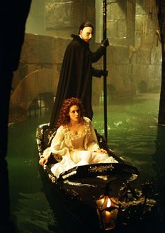 """Gerard Butler and Emmanuelle Grey Rossum in """"Phantom of the Opera"""" (2004)      exquisite (adj.): marked by flawless craftsmanship or by beautiful, ingenious, delicate, or elaborate execution."""