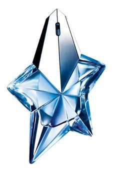 Angel Eau de Parfum Spray – Shooting Star - The Thierry Mugler Angel Shooting Star perfume bottle features blue gems and delicately sculpted facets that reflect light and shadows. Fragrance notes: bergamot, tropical fruits, vanilla, caramel and patchouli. Perfume Diesel, Best Perfume, Perfume Bottles, Alien Perfume, Perfume Store, Thierry Mugler Angel Perfume, Perfume Floral, Perfume Collection, Eau De Toilette