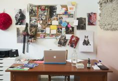 Workspace: Joanna Williams // Sacramento Street