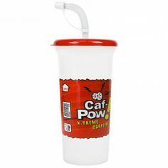 Caf-Pow Cup (For those of us who are complete Abby Sciuto & NCIS addicts)