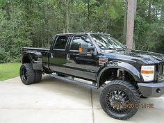 Murdered Out Ford