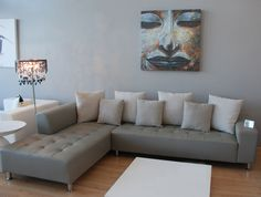 Sectional Sofa On Pinterest Leather Sectional Sofas